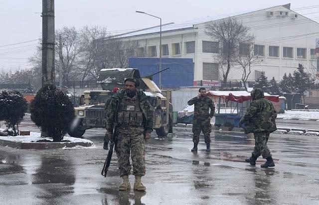 काबुल में धमाका, सेना के तीन अधिकारियों समेत 5 की मौत