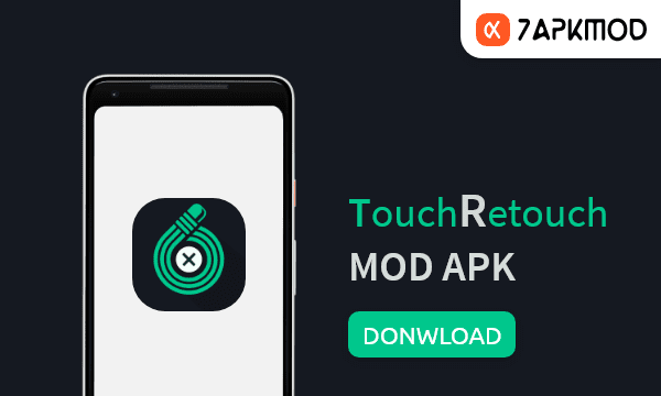 Download TouchRetouch Apk Mod Unlocked For Android