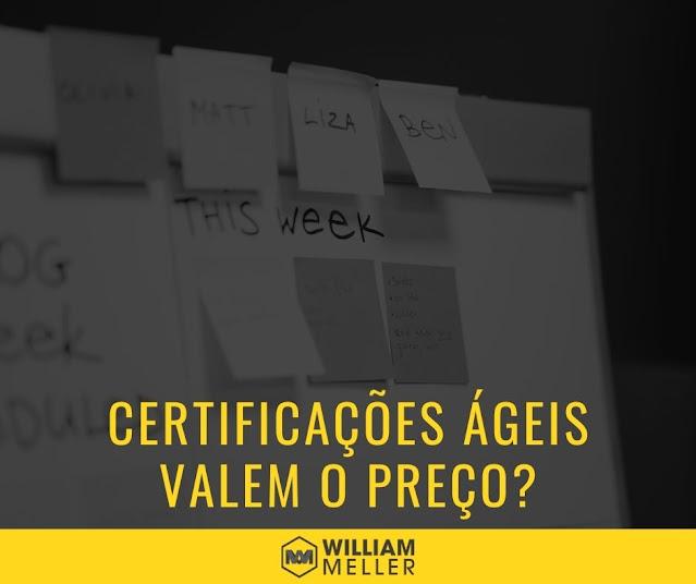 Certificações agile valem o preço?