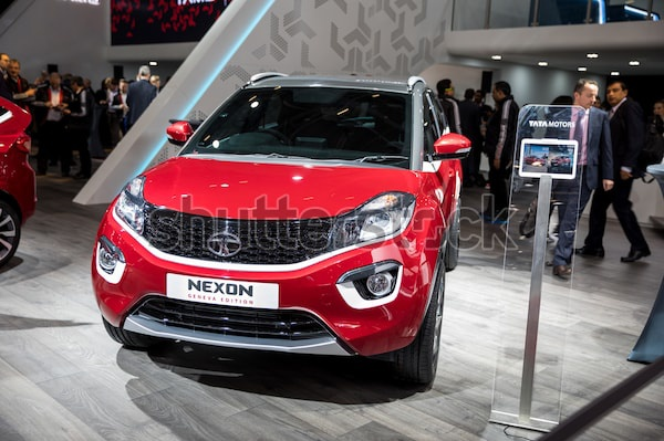 Tata nexon, global ncap safest car of India 5 star ncap rating, The Global NCAP Ratings and The India's Safest Car