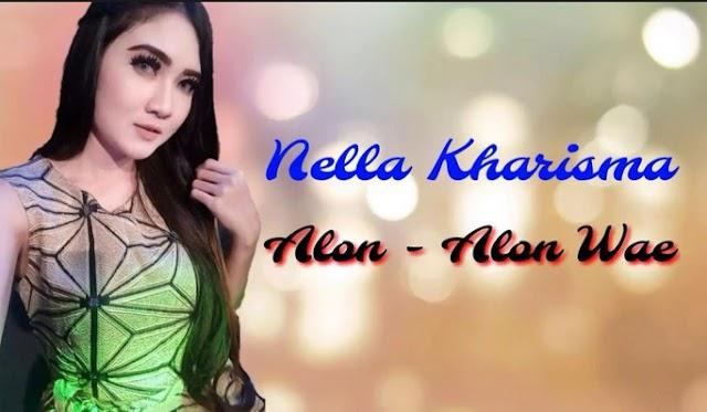 Lirik Lagu Alon Alon Wae Nella Kharisma Asli dan Lengkap Free Lyrics Song