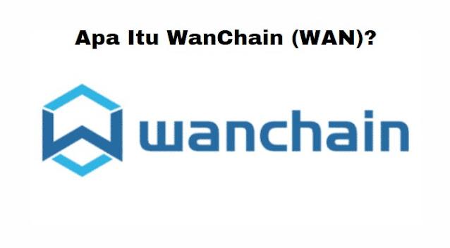 Logo WanChain (WAN)