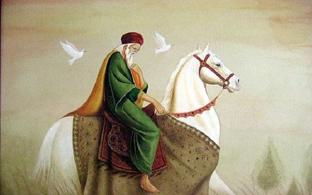 Image result for abu hasan asy syadzili