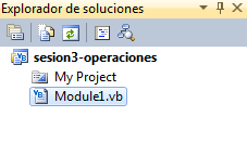 Primer Programa en Visual Basic