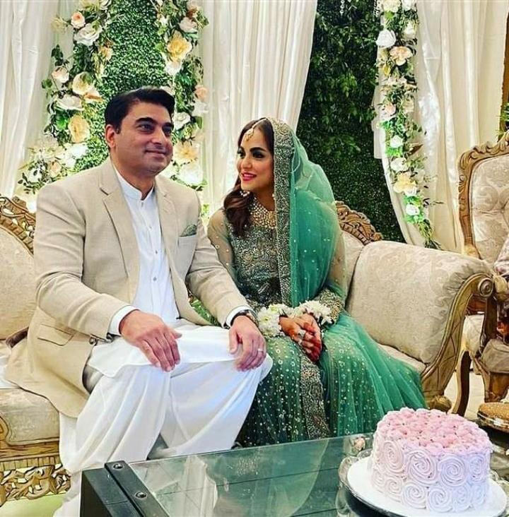 Nadia Khan confirmed Her Third Marriage