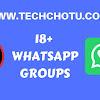 FREELANCER WHATSAPP GROUP LINKS - TECHCHOTU 2019