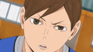 Hellominju.com : ハイキュー!! アニメ 伊達工業高校バレー部 キャプテン 二口堅治 | Futakuchi Kenji | Haikyū!! Captains PROFILE  | Hello Anime !