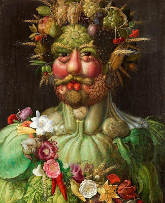 Arcimboldo's Feast for the Eyes Renaissance artist Giuseppe Arcimboldo