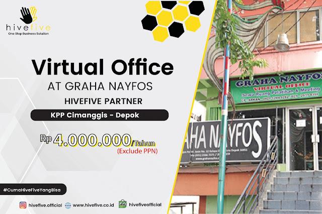 virtual office depok