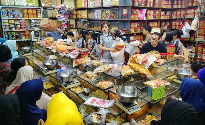 Pasar Kue Kering Kiloan dan Grosir