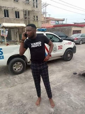 Image result for timi dakolo holds press briefing