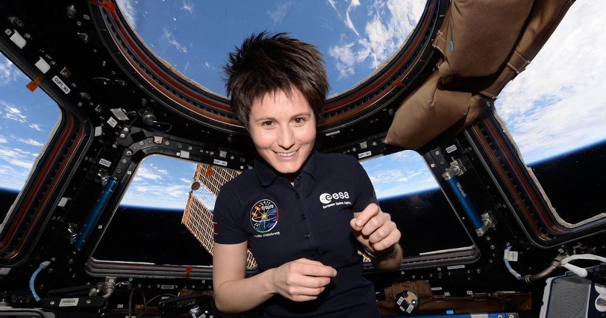 Samantha Cristoforetti, sulla Stazione Spaziale Internazionale nel 2022 con il ruolo di Comandante della Stazione!