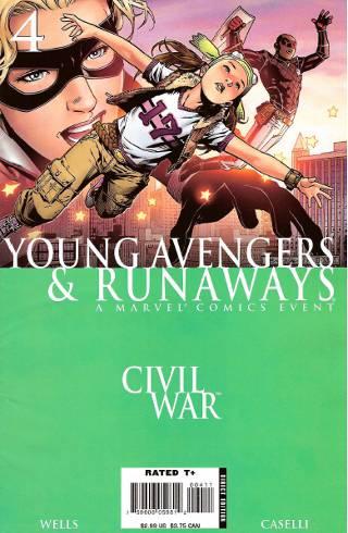 Young Avengers & Runaways #4 PDF