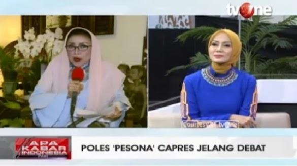 Viral Penjelasan Tokoh Pendidikan Soal Gaya Orasi Prabowo