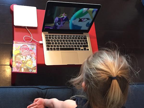 Princess Twilight Sparkle DVD Review
