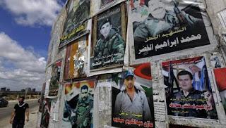 14 Tentara Rezim Syiah Nushairiyah Asal Tartus Kembali Tewas dalam Pertempuran di Suriah Utara