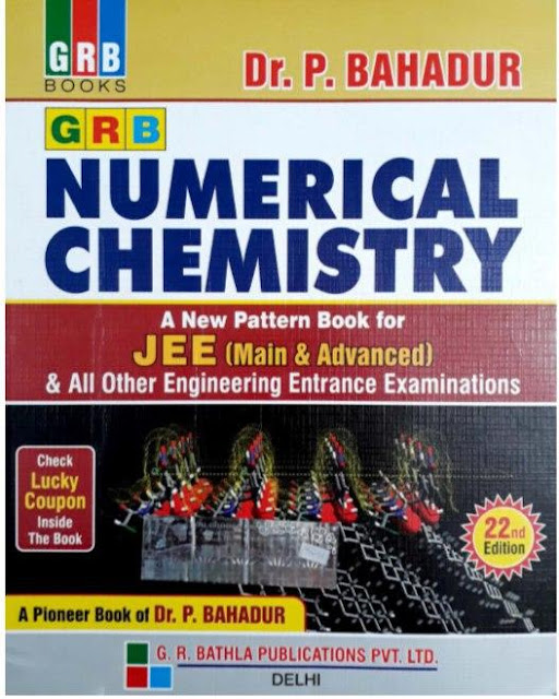 Numerical Chemistry New Pattern GRB Book : for JEE Exam PDF Book