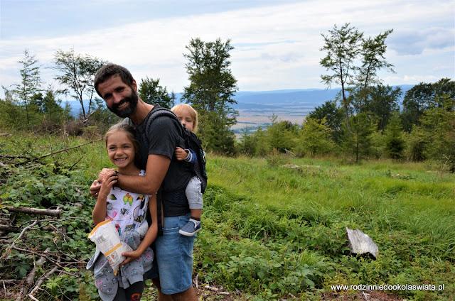 Sudety z dziećmi- Kłodzka Góra Góry Bardzkie (Korona Gór Polski)