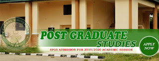 FUOYE Postgraduate Studies Admission Form 2019/2020 is Out [Apply]