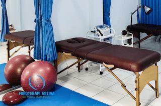 Ruang terapi nyaman