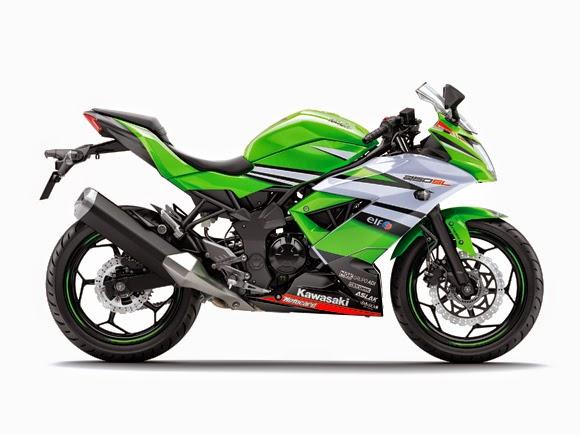 Kawasaki Ninja 250SL WBSK Special Edition 2015