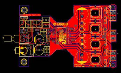 Class-D Amplifier Yamaha YDA138