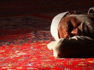 Doa Saat Berbaring Sebentar Sebelum Sholat Subuh