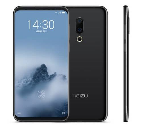 Meizu 16X Android 10 Update