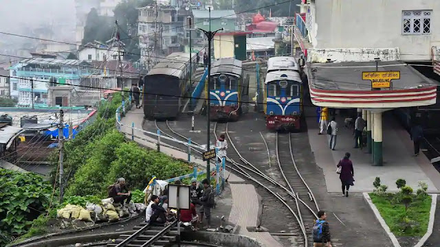 Darjeeling Himalayan Railway awaits state government's nod to resume services