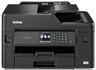 Brother mfc j5335dw Wireless Printer Setup, Software & Driver