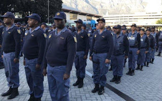 SAPS loses 9.5 million rounds of ammunition in 6 years