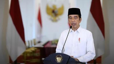 presiden jokowi 169% 2B% 25286% 2529 Jokowi minta kabinetnya jangan buka puasa bersama dan buka rumah buat lebaran