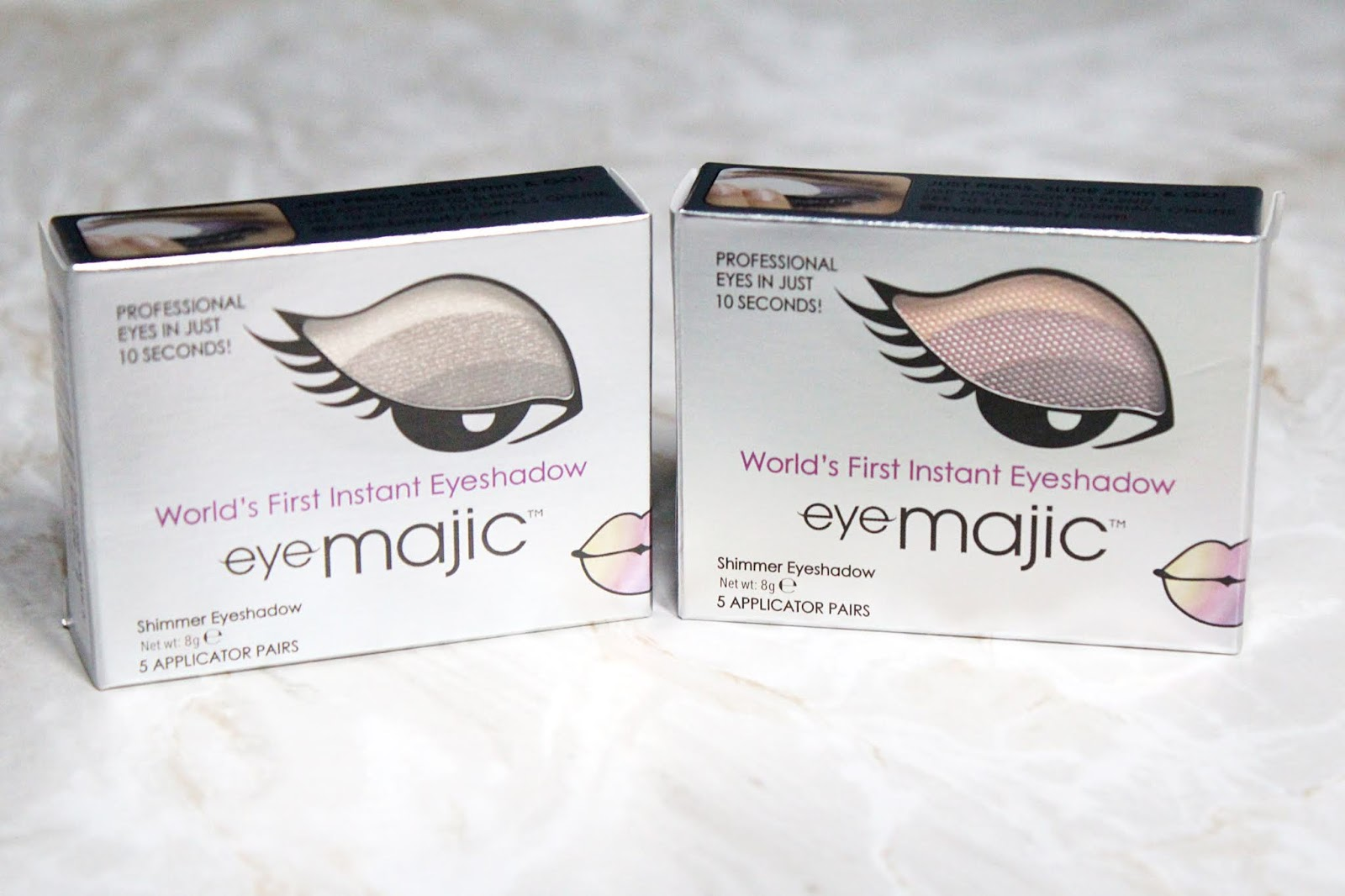 Eye Majic Instant Eyeshadow Reviewed