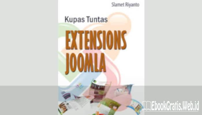 Ebook Kupas Tuntas Extensions Joomla