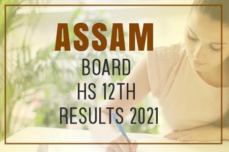 Check AHSEC Result 2021