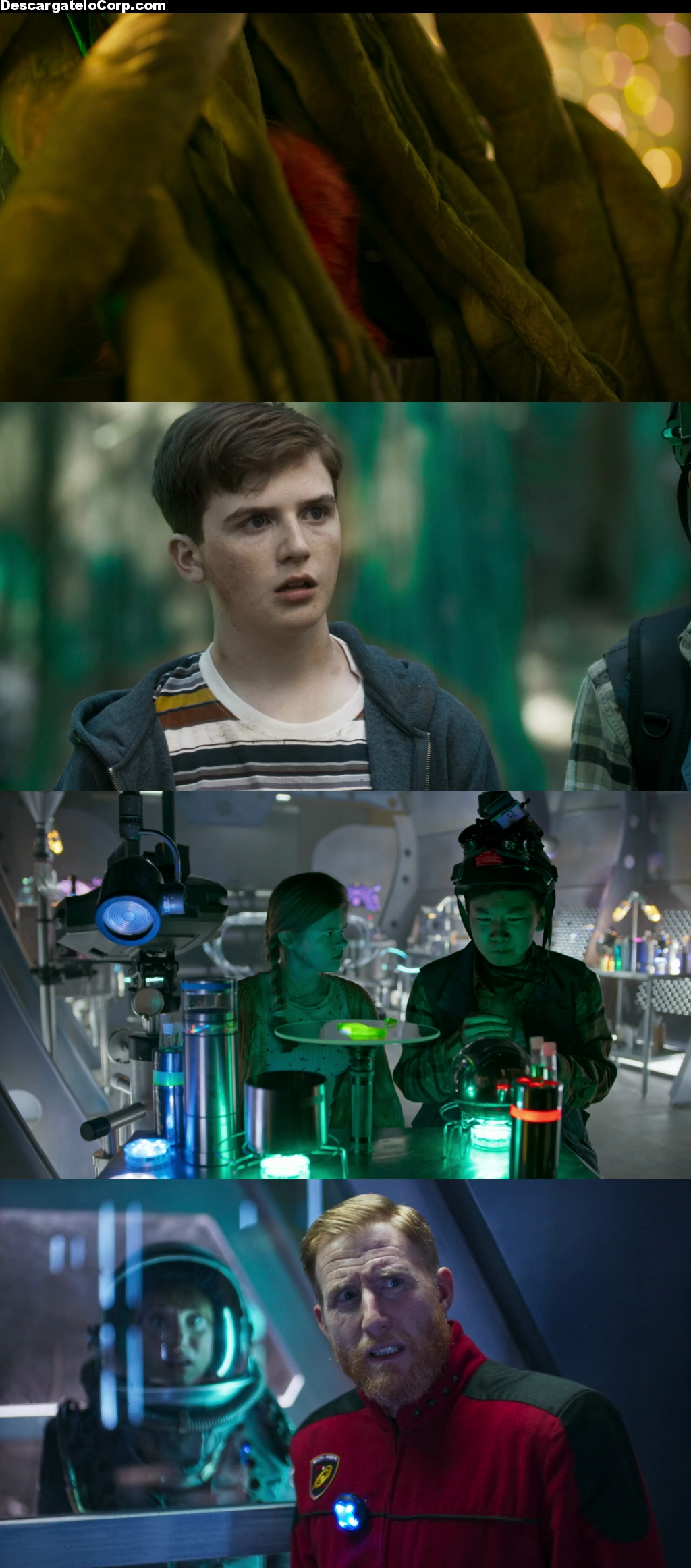 Aliens Ate My Homework (2020) HD 1080p Latino