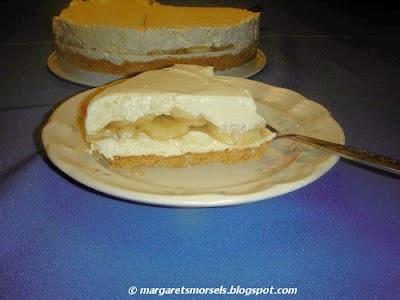 Margaret's Morsels | Banana Cream Supreme