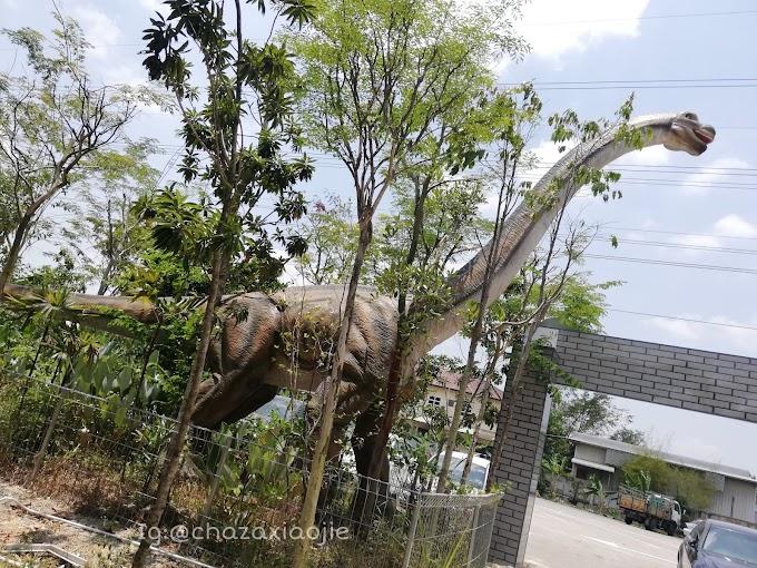 Donhu Jurassic Garden, Dinasour Park Muar Johor; Tarikan Pelancongan yang Menarik di Malaysia