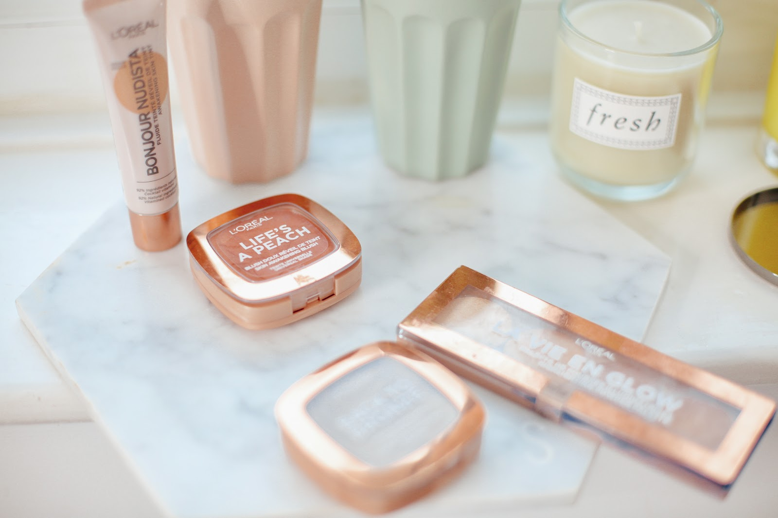 L'Oreal Glow Range Review