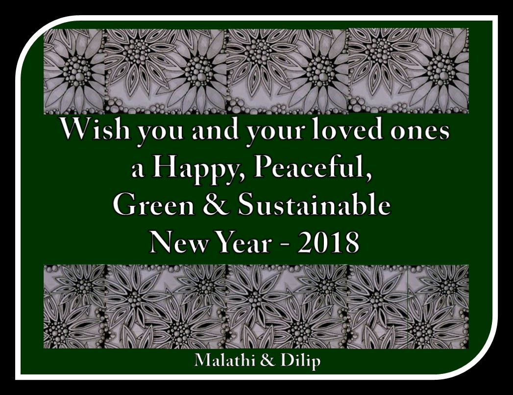 2018 new year greetings