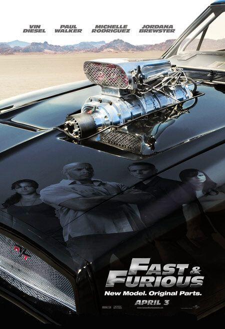Download Fast & Furious (2009) Hindi Dual Audio 140MB