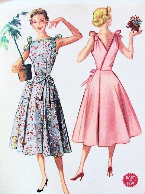 The Broke Costumer Ethel Mertz And Her Fabulous Wrap Dresses