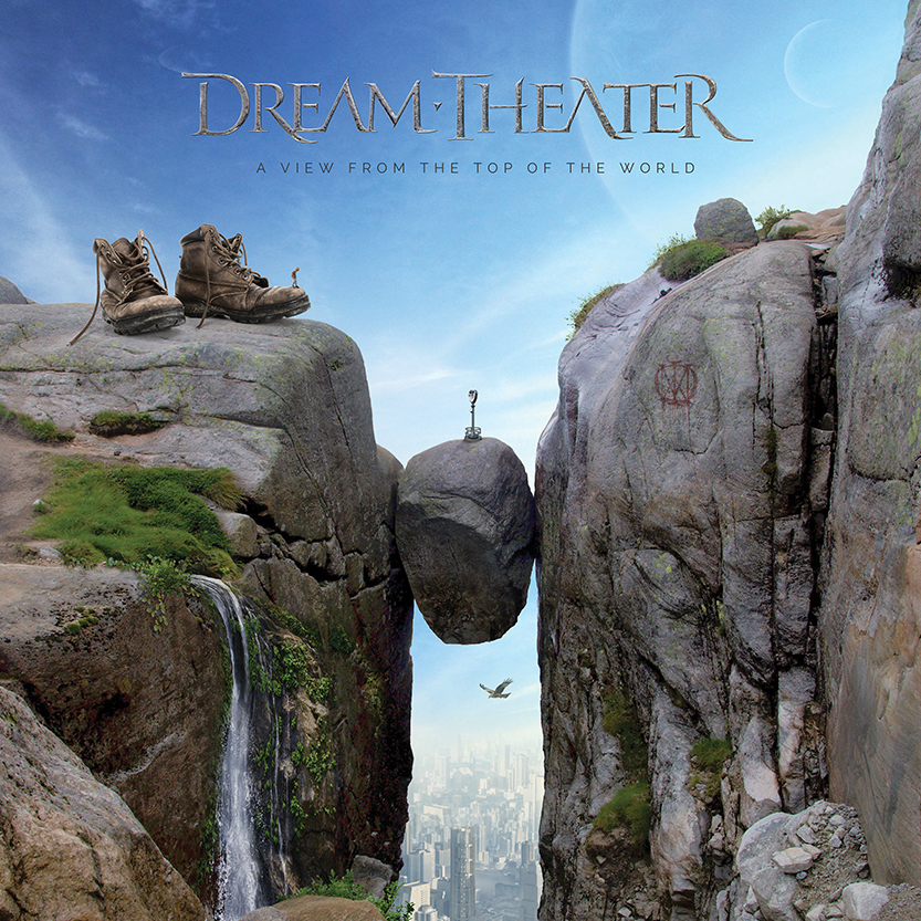 dream theater A View From The Top Of The World cover