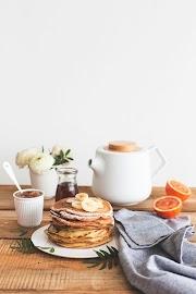 5 ideias de café da manhã saudáveis