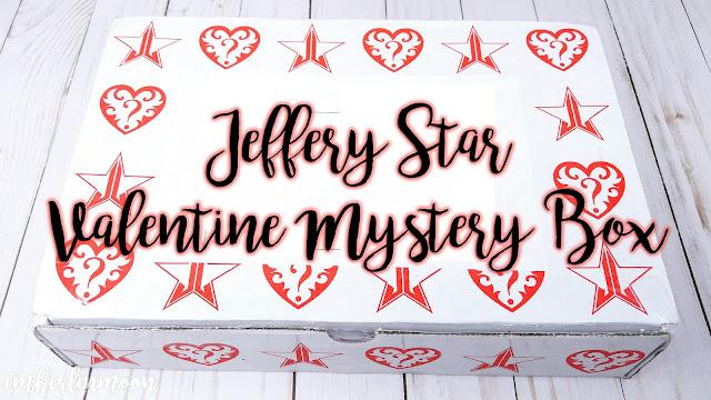 Jeffery Star Valentine 2020 Mystery Box