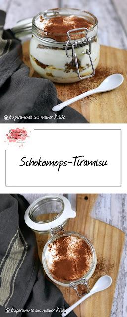Schokomops-Tiramisu | Rezept | Dessert | Frühstück | Essen | Weight Watchers