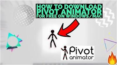 برنامج, مجانى, وسهل, الاستخدام, لتصميم, الرسومات, ثنائية, الأبعاد, Pivot ,Animator