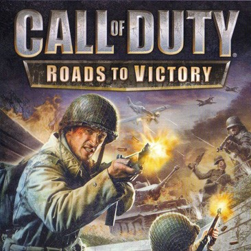 CALL OF DUTY - ROADS TO VICTORY FULL SAVEDATA | PPSSPP