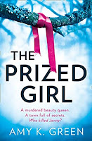 The Prized Girl by Amy K Green cover
