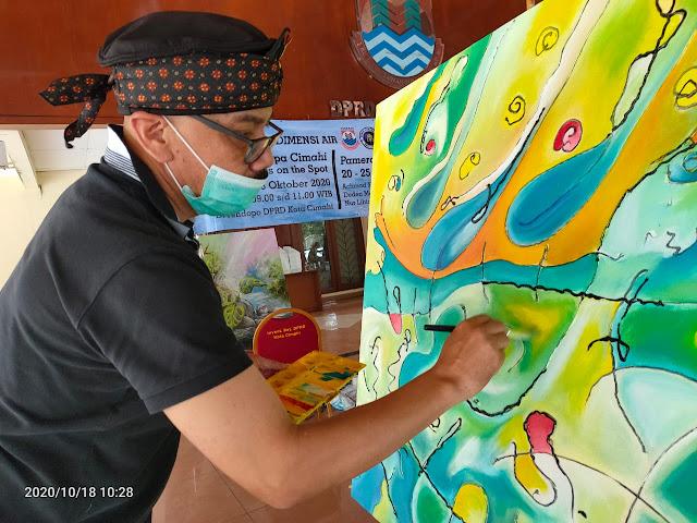 Pelukis Mozaik Terkenal Indonesia yang Unik dan Langka